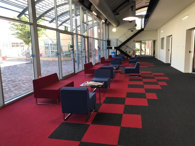 Technology And Innovation Centre Meeting Rooms